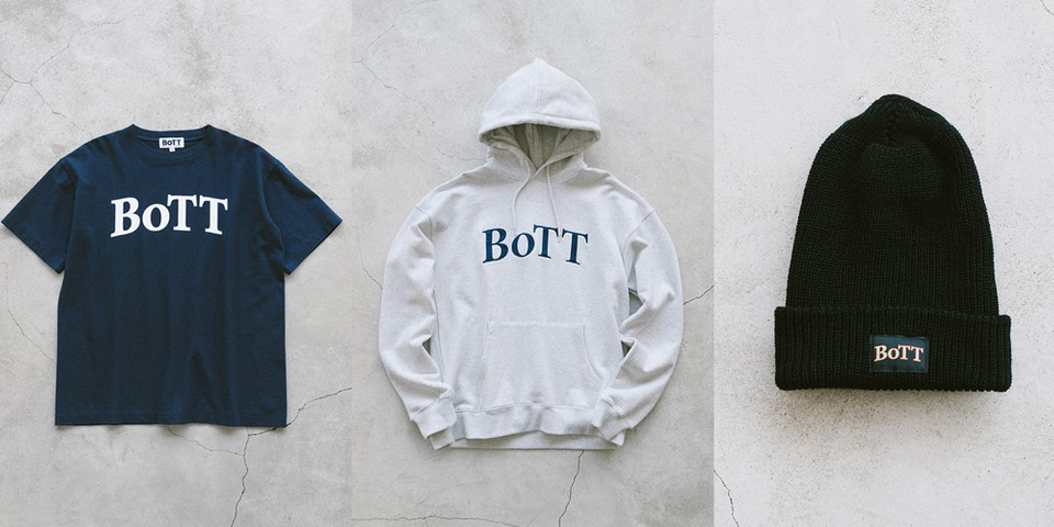 BoTT/Birth Of The Teenager Drops HBX Exclusive Capsule