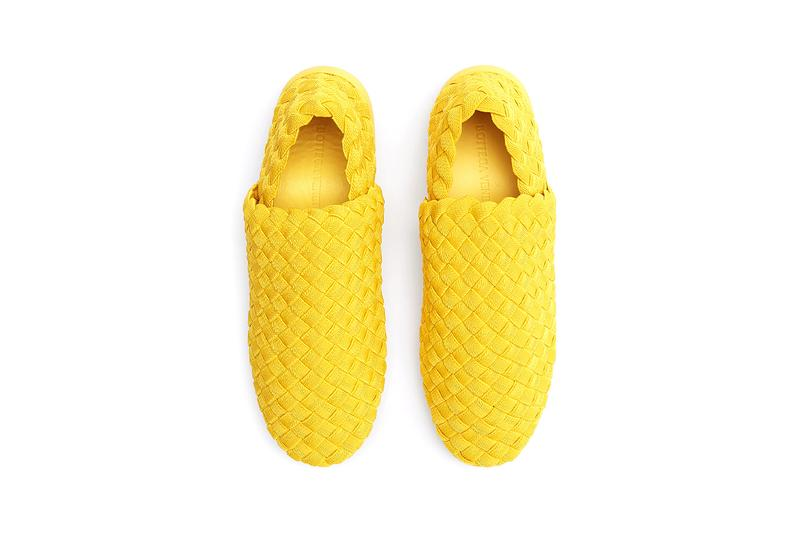 bottega veneta slip on sneaker slippers release information work from home WFH shoes indoor