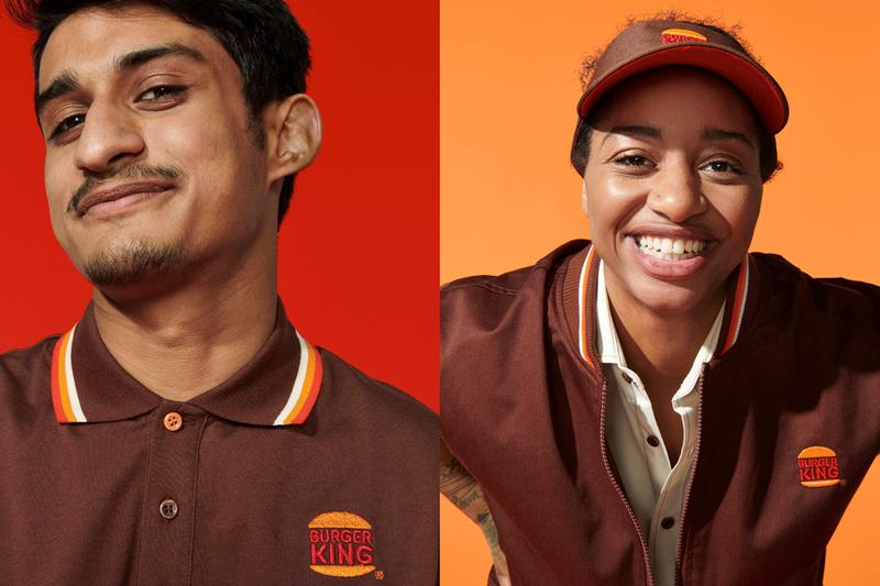 Burger King Reveals First Full Rebrand in 20 Years   HYPEBEAST