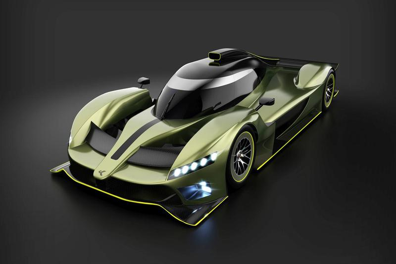 ByKOLLES Racing PMC Project LMH 1000 BHP Hybrid Engine Hypercar Performance Race Drive Road Legal Variant Le Mans 24 Hours FIA World Endurance Championship