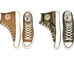 Carhartt WIP and Converse Reconvene For a Duo of Chuck 70 Hi Collaborations