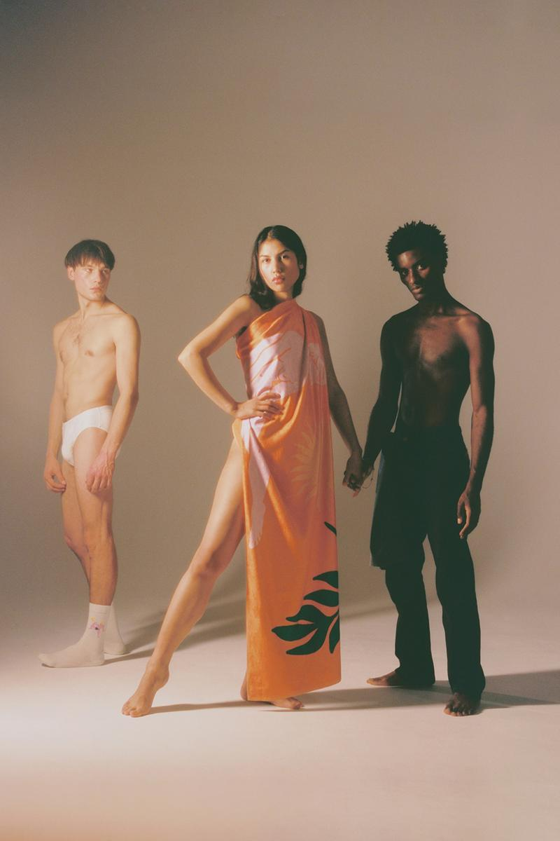 "Carne Bollente Pre-Spring 2021 ""The Nude Age"" Collection Lookbook Release Information Sex Menswear Womens Unisex Expressive Coronavirus Lockdown Pandemic COVID-19 Matisse"
