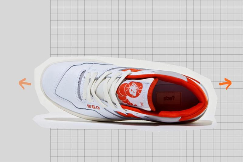 size? new balance 550 white orange release info uk store list price buying guide launches
