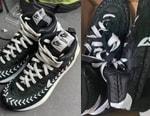 Chitose Abe and Jean-Paul Gaultier Craft Special sacai x Nike Vaporwaffle