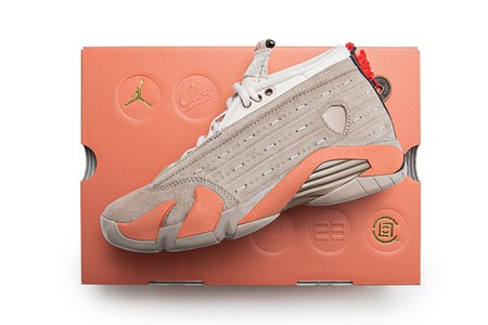 """CLOT Highlights Chinese Heritage For Latest Air Jordan 14 Low """"Terracotta"""" Collaboration"""