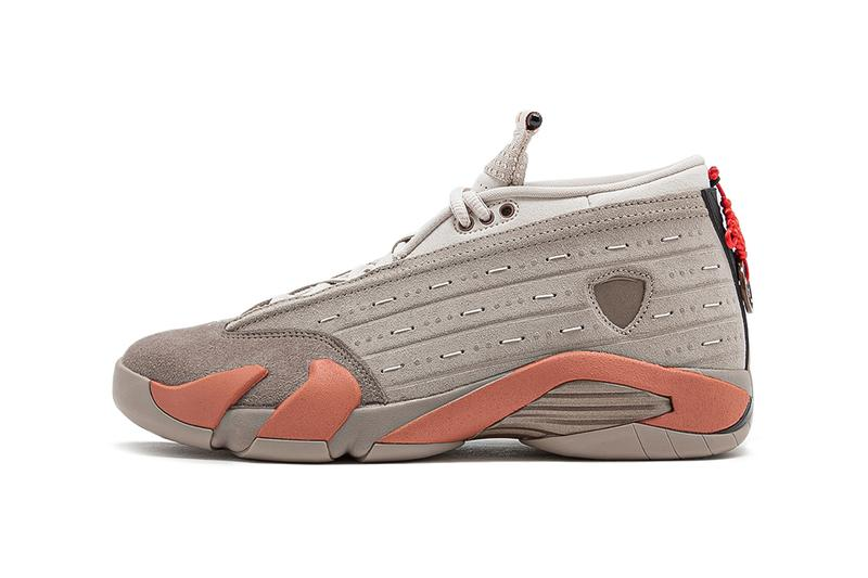 clot air jordan 14 terracotta DC9857 200 release info store list buying guide chinese heritage edison chen