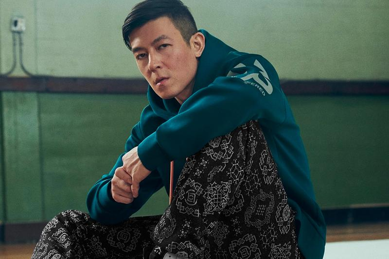 CLOT Polo Ralph Lauren teaser edison chen instagram a legend born dynasty apparel spring summer 2021 capsule logo info