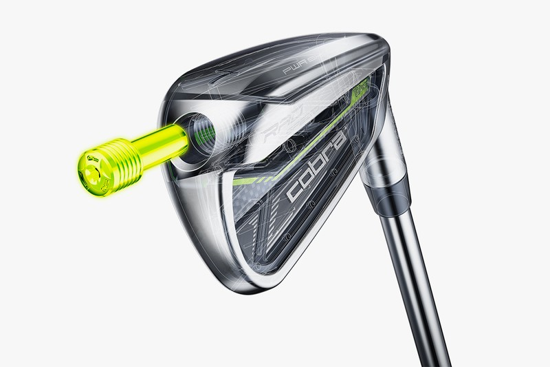 COBRA GOLF Releases RADSPEED Variable and ONE Length Irons With 3D-Printed Tech