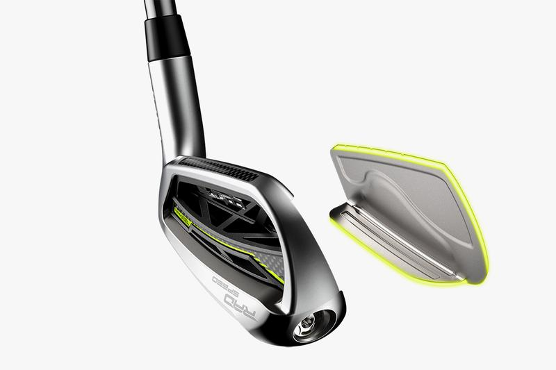 COBRA GOLF Releases The RADSPEED Irons for Increased Speed and Higher Launch 3D Printing HP Parmatech