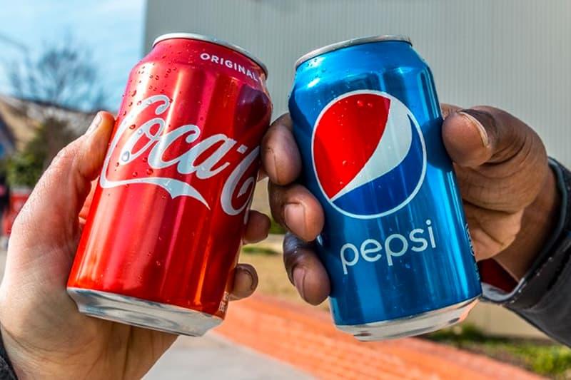 Coca Cola Pepsi Benching Super Bowl LV Ads 2021 Coke Coca Cola American Football Soda Halftime Show Commercials