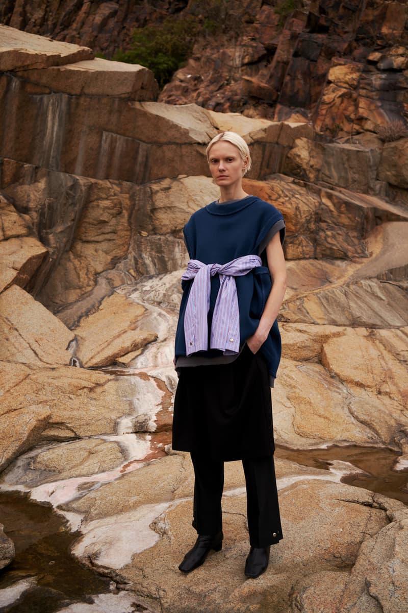 Coda Fall/Winter 2020 Collection Lookbook fw20 apparel clothing hong kong brand graphlayer