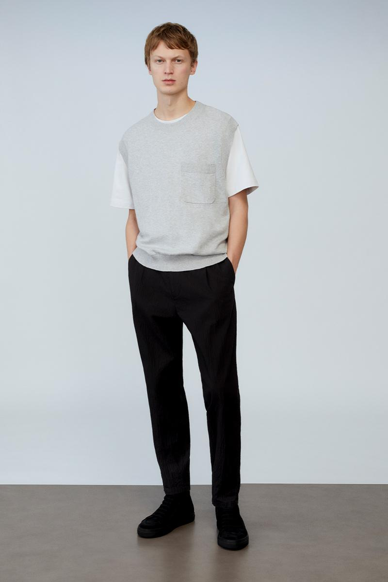 cos menswear spring summer 2021 SS21 collection information release