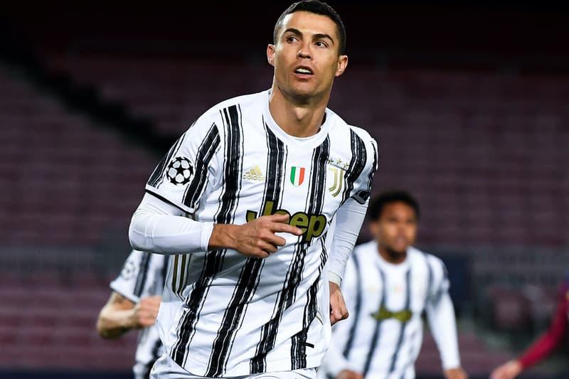 Cristiano Ronaldo Surpasses Pele All-Time Goals Scoring Football Soccer Juventus Scoring soccer Serie A