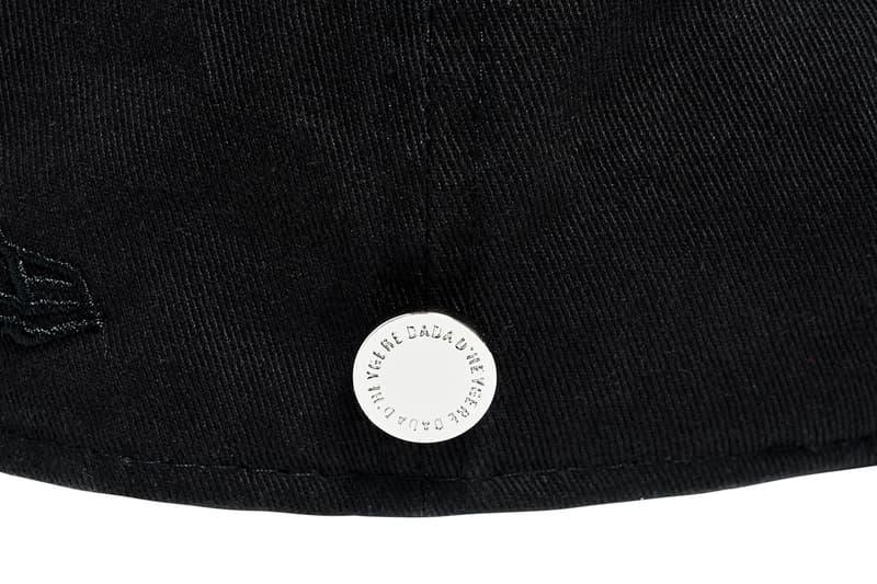 다다DADA多多 D'heygere Collection Release Info Hoodie T shirt Hat Necklace Ear Cuff