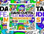 "David Guetta Unexpectedly Drops 2021 Remix of ""Memories"" Feat. Kid Cudi"