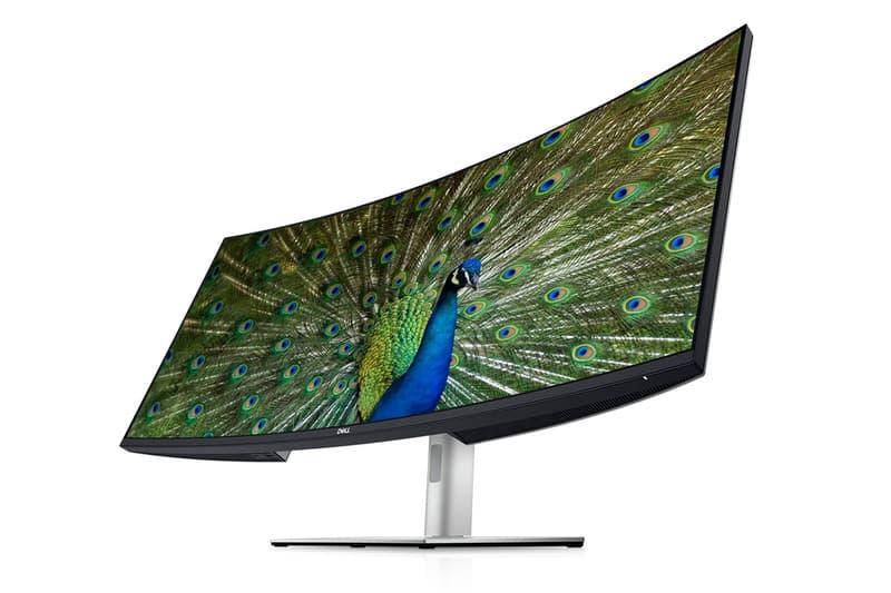dell UltraSharp 40 Curved WUHD display U4021QW computer monitor ces 2021