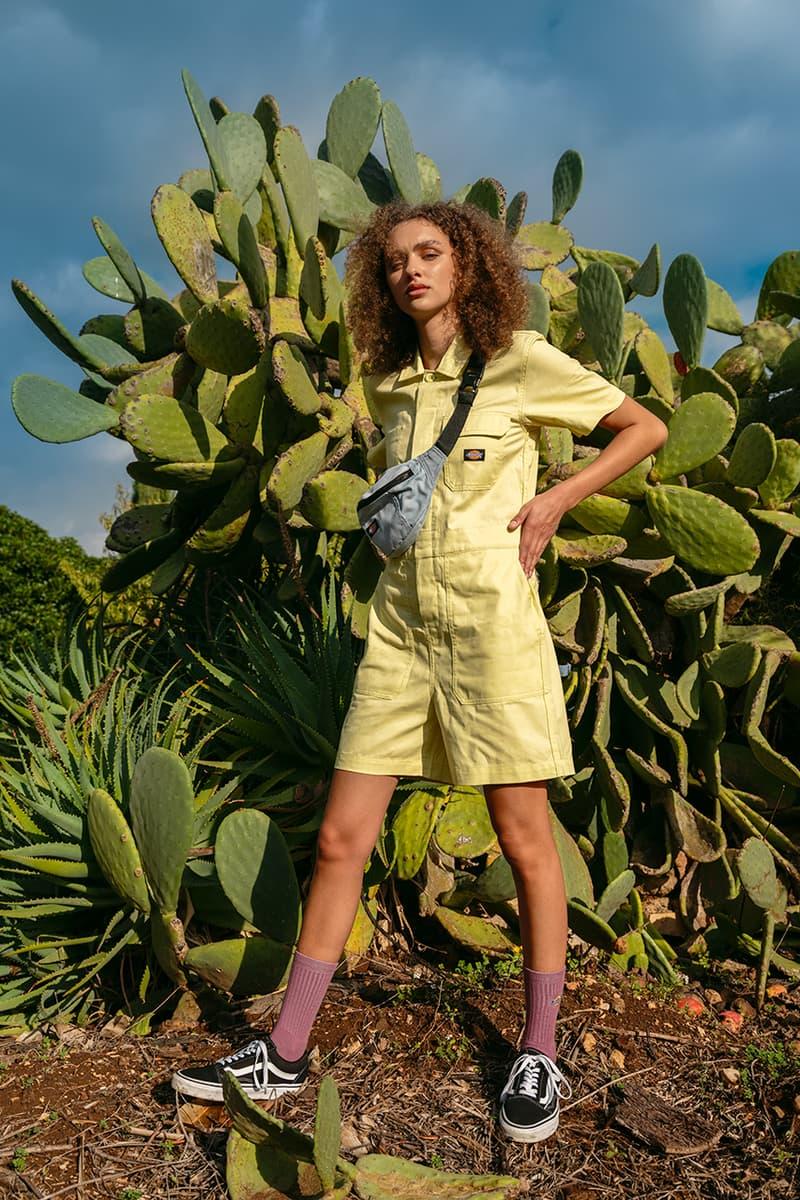 Dickies, Workwear, Jacket, Pants, Outdoor, Desert, Landscape, Relaxed, 874, Eisenhower, Construction, Spring, Summer, 2021, Light, color palette