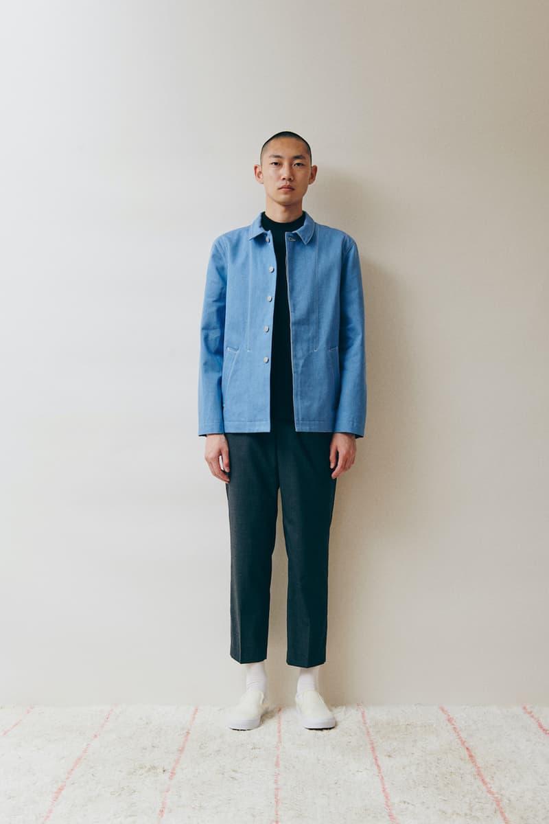 Digawel Spring/Summer 2021 Collection Lookbook SS21 japan yoshida kaban porter j press crst 4
