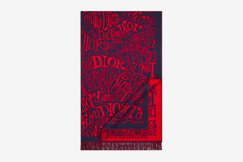 Dior x Shawn Stussy Chinese New Year Year of the Ox Capsuel Collection Kim Jones Shawn Stussy