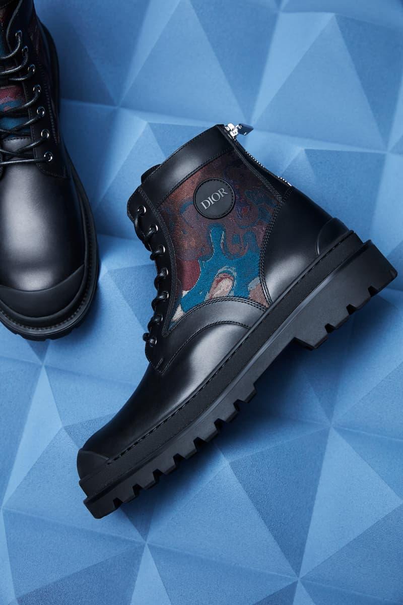 Dior Winter 2021 Collection Sneakers, Accessories fall fw21 kim jones matthew m williams woon ahn rollercoaster buckle b23 saddle bag menswear peter doig