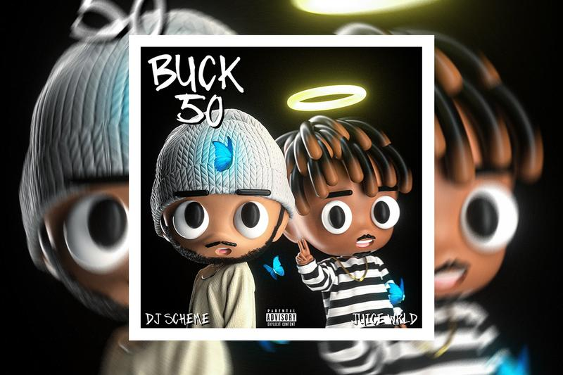 DJ Scheme Juice WRLD Buck 50 Stream family deluxe completed edition lljw legends never die goodbye and good riddance