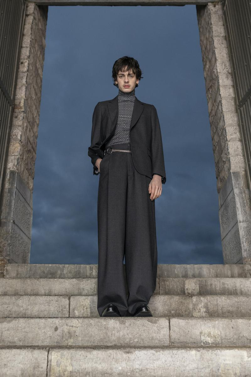 Dries Van Noten Fall/Winter 2021 Collection Lookbook menswear fw21 paris fashion week show runway fat baby
