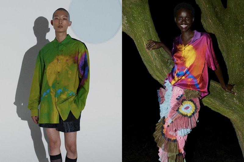 """Dries Van Noten's Psychedelic Len Lye-Inspired """"Clasen"""" Shirt Is Finally Here"""