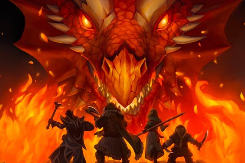 Dungeons & Dragons TV Series In the Works Derek Kolstad Entertainment One Hasbro John Wick