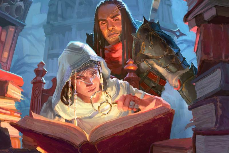 Dungeons & Dragons wheelchair accessible Candlekeep Mysteries news OneBookshelf Sara Thompson The Dungeon Masters Guild