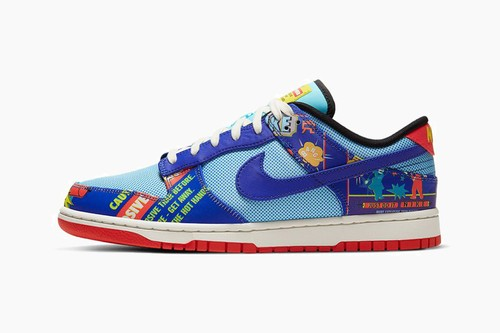 "Nike Dunk Low ""Firecracker"""