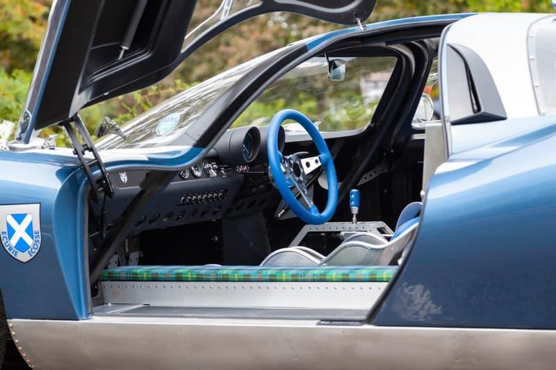 ecurie ecosse scotland racing team lm69 vintage classic cars le mans 1969 jaguar xj13
