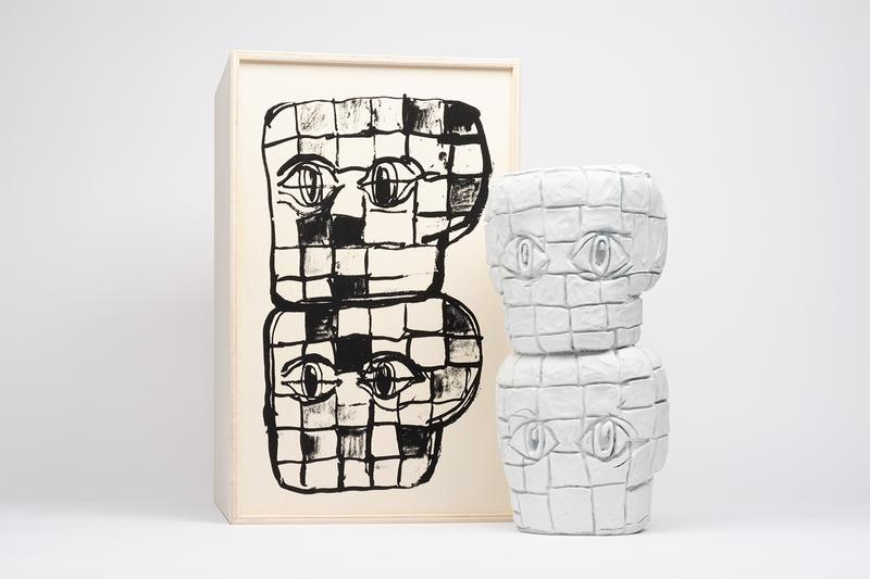 eddie martinez blockhead stack case studyo editions artwork
