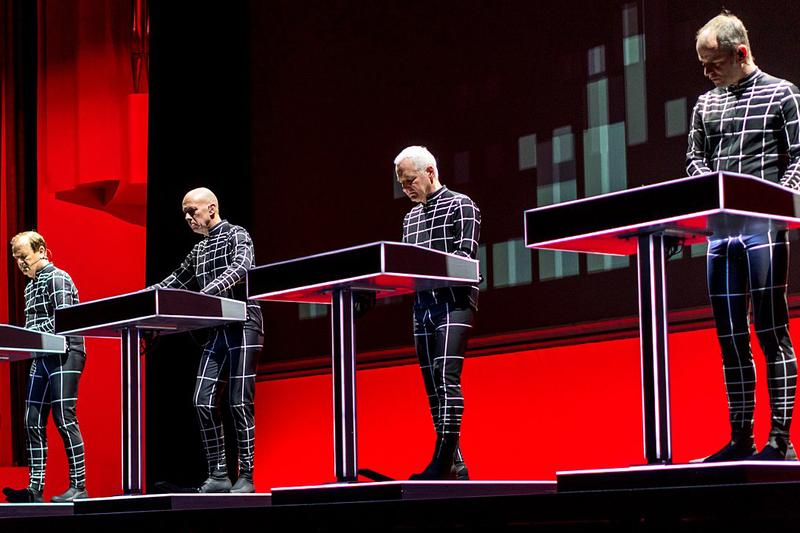 kraftwerk 3d show chemical brothers design museum london