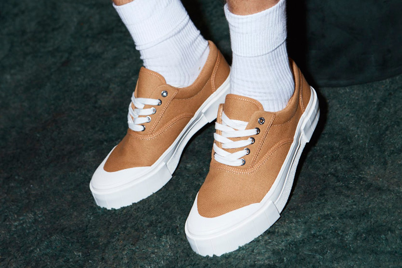 Emerging Sneaker Brands notwoways Virón SCRY™ Lab Roscomar Good News London British Brands Creative Shoe Design Sustainability Callux YouTuber Nike adidas Conglomerates Ones to Watch Spotlight HYPEBEAST Editorial Feature Review Interview Future Footwear Shoes