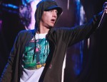 """Eminem Trains as a Musician and an Athlete in """"Higher"""" Music Video"""