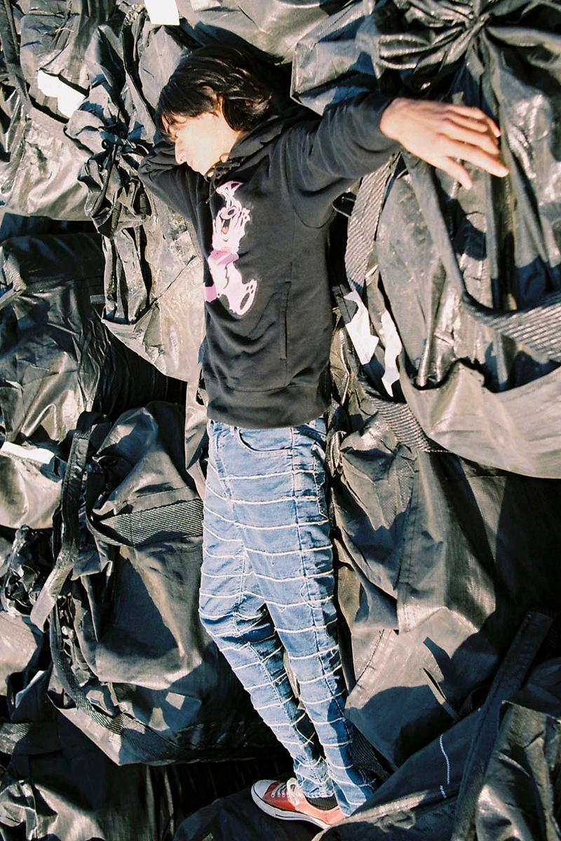 EMPTY ROOM HYSTERIC GLAMOUR Collection Release Info Jacket Hoodie T shirt Jeans Date Buy Price Nobuhiko Kitamura