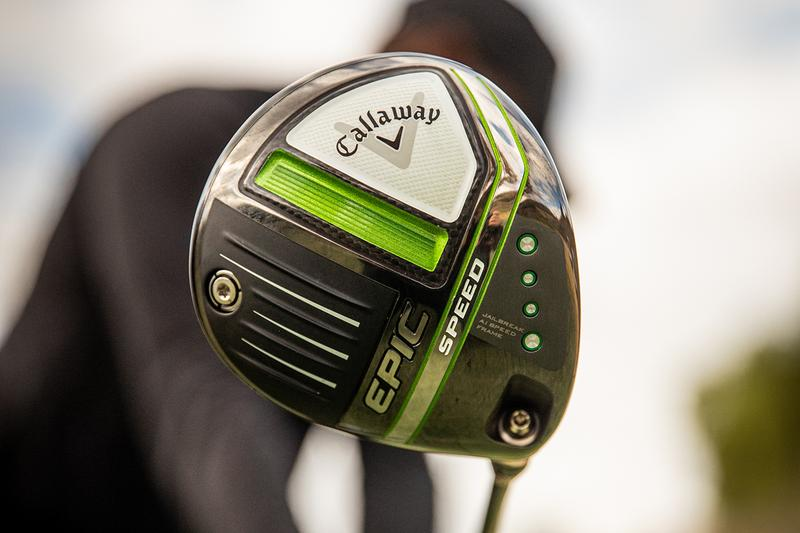 Callaway Golf's Epic Speed Driver and Apex Pro21 Irons Include Artificial Intelligence Speed Forgiveness Performance Distance Tour