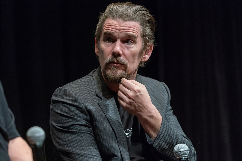 Ethan Hawke Reportedly Cast as Villain in Marvel and Disney+ Series 'Moon Knight'