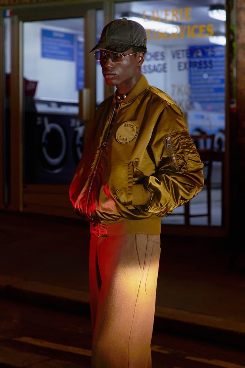 "Études Fall/Winter 2021/22 ""Out of the Blue"" Collection Lorenzo Senni 'Discipline of Enthusiasm' Video Paris Rave Scene Culture Mens Womens Lookbook Beavis and Butt-Head Martine Syms Adieu"