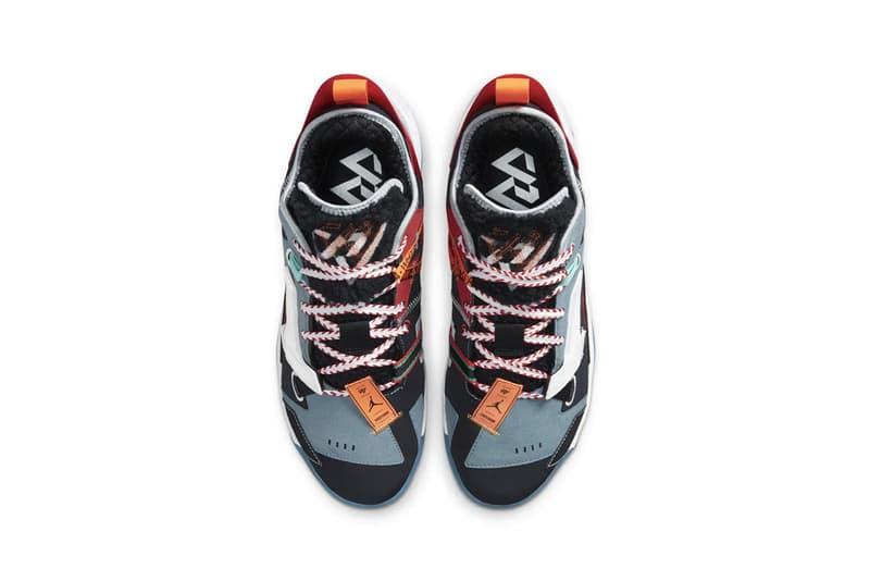 facetasm japan Hiromichi Ochiai jordan brand russell westbrook why not zer0.4 release information details DC3665-001
