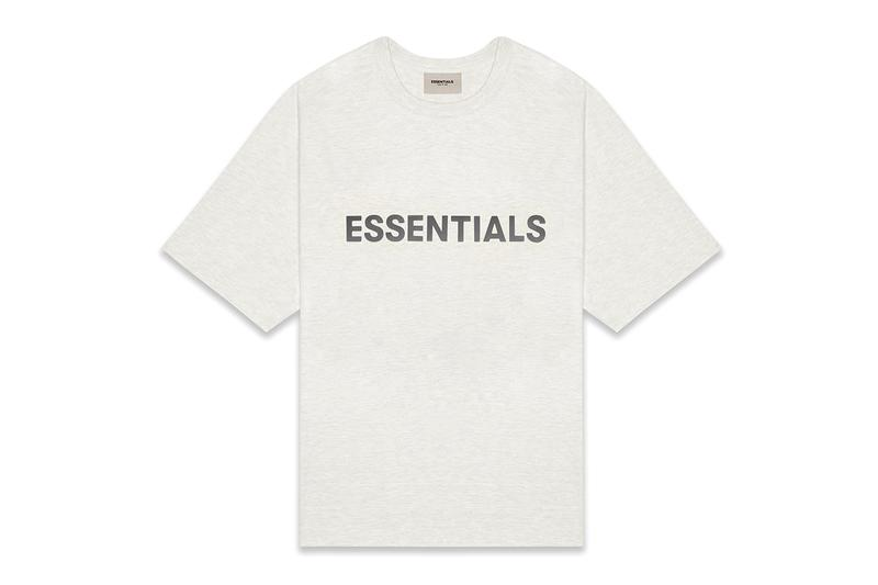 Fear of God ESSENTIALS California Winter 2020 Collection Drop 2 Release Info