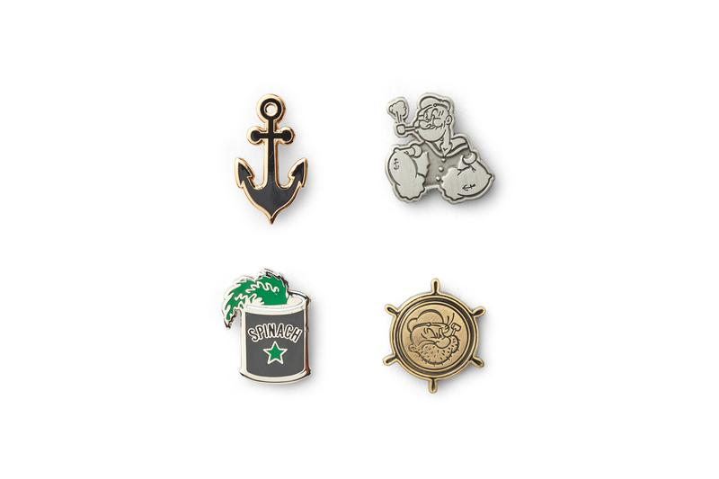 popeye the sailor man filson limited edition collection fashion accessories apparel