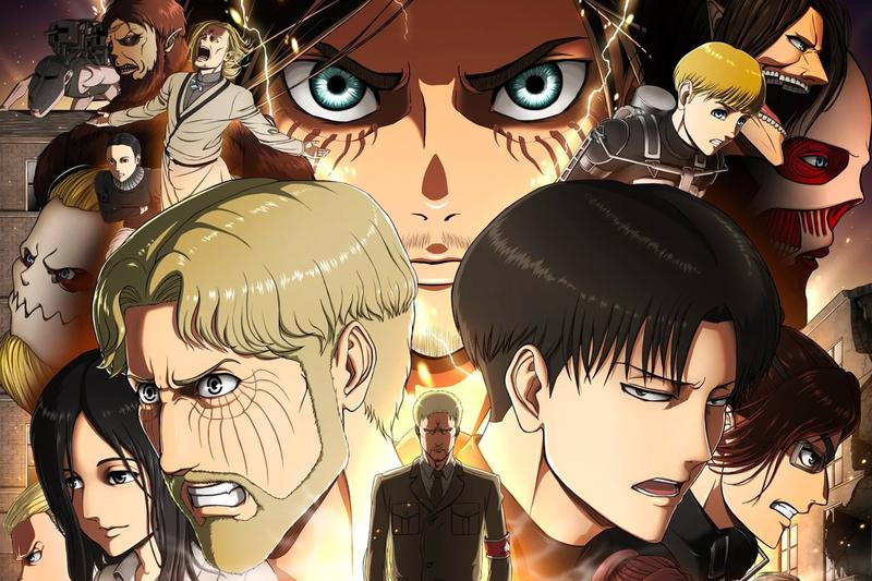 Final Season Attack on Titan Anime 16 Episodes Info 4