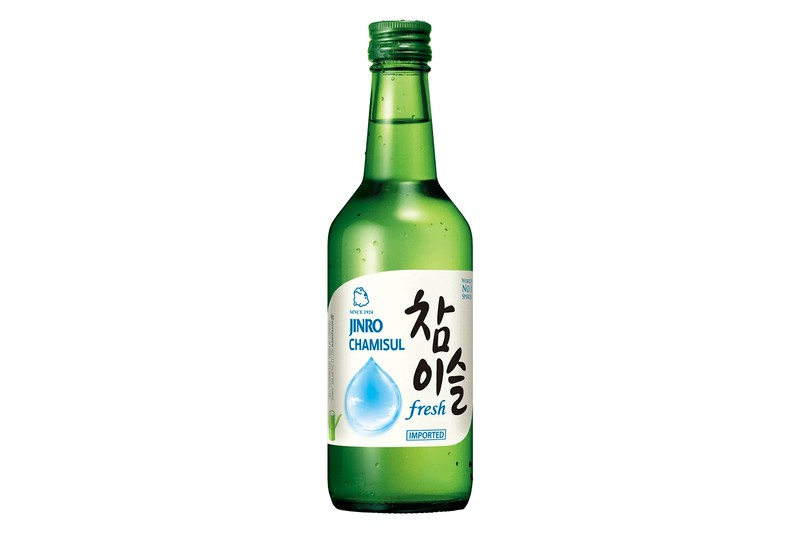 "Foreigners Rank Soju as the ""Worst Korean Food"""