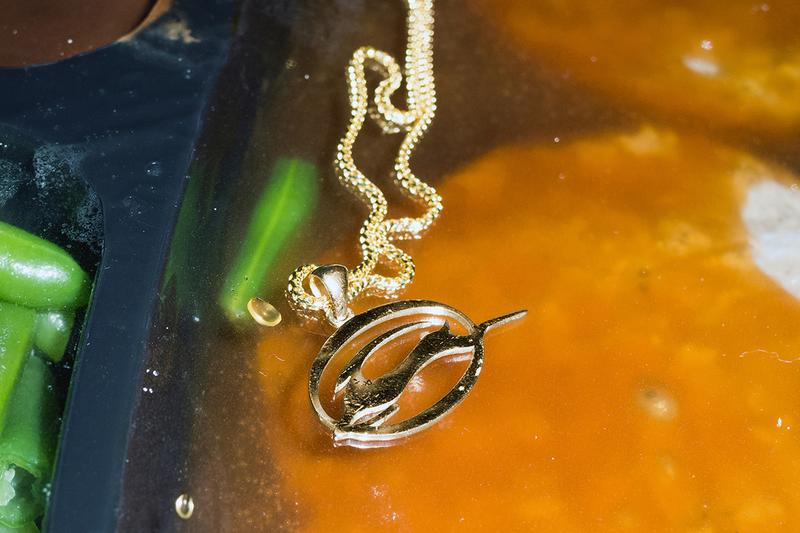 Foul Trouble New Year... Same You 14K Solid Gold Collection Release Info Buy Price Necklace