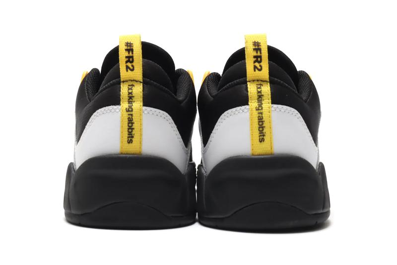 fxxking rabbits dc shoes williams slim court graffik white black yellow official release date info photos price store list buying guide