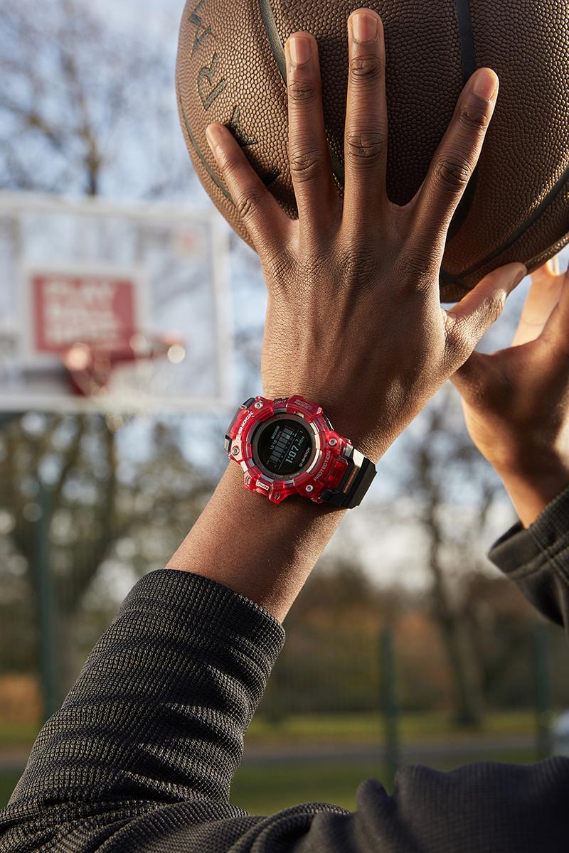 G-SHOCK doubles size of GBD-100 sports tracker line-up with brightly colored Vital trio
