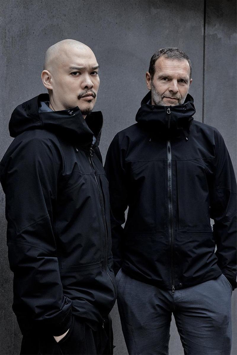 GORE-TEX, Six Stories, Product, Interview, Exclusive, ACRONYM, Nike, Salomon, Tilak, Errolson Hugh, outdoor, forecast trends, fashion, jacket, innovative, windbreaker, performance, aesthetic, White Mountaineering, Book, Series,