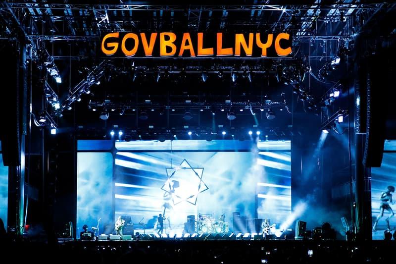 Governors Ball 2021 Dates Announcement coronavirus covid 19 new york randall island