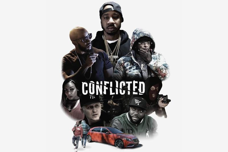 Griselda Records CONFLICTED original motion picture Soundtrack Stream westside gunn feature film benny the butcher dave east